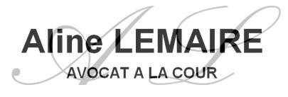 Caen Avocats Aline Lemaire